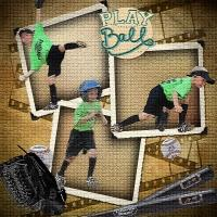 Play Ball Colt-Man