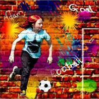 ADAM FOOTBALL