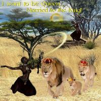 Lioness of the Jungle...