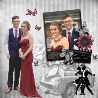 CHARLIE'S PROM