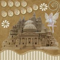 2017 Fulong Beach Sand Castle