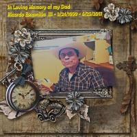 IN LOVEING MEMORY OF MY DAD 2
