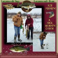 Ice Fishing!