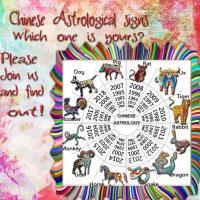 CHINESE ZODIAC OR ASTROLOGY