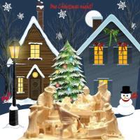 Butter Sculpture Challenge - Christmas