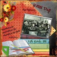 SchoolTime Memories