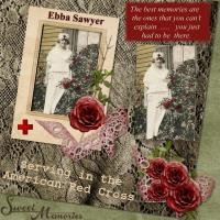 MEMORIES American Red Cross