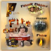 F is 4...Fire Chief