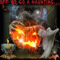 Off We Go A Haunting