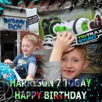 Harrison 7 today