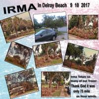 IRMA'S EFFECTS ON DELRAY BEACH