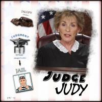 J is 4 Judge Judy
