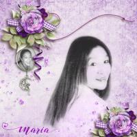 In Memory of Maria (purplecat65)