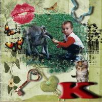 K for Kurt
