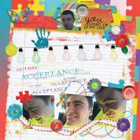 Autism Acceptance kits