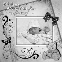 Welcome Henry Charles