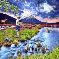Fun Fishing Day!