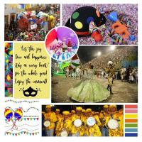Carnaval Moodboard
