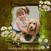 Lindsey's Dog, Koda