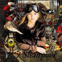 Steampunk Dayz.