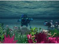Underwater scene Challenge March 2018
