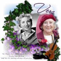 V  Is For Vera Lynn  - 2018