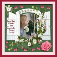 Open the Shutters for Bella!