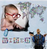 W Is  For Web Wired