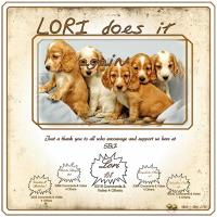 Lori Tops Us Again - 2018