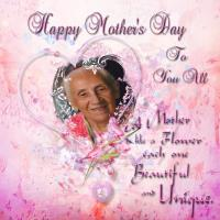 HAPPY MOTHER'S DAY TO YOU ALL