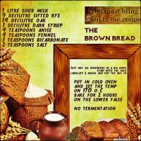 the Brown Bread