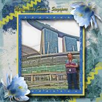 A VISIT TO MARINA BAY SANDS