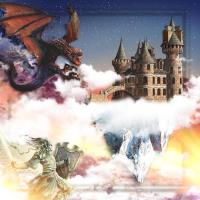Battle for the Castle in the Sky