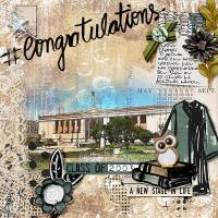 #congratulations