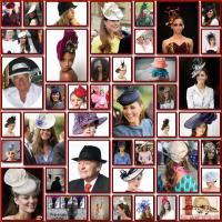 Fascinators & Hats - 2018
