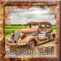 RUSTY CAR 001