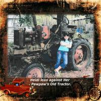 Grampaw's Old Tractor