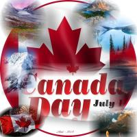 Happy CANADA Day - 2018