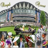 THE ROYAL ASCOT