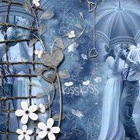 ...blue kiss