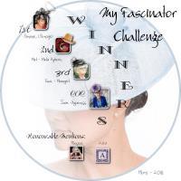 My Fascinator Winners In My Challenge