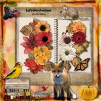 Let's think about Autumn