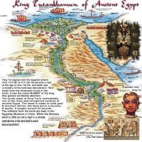 ANCIENT EGYPT & KING TUT