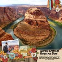 Geographical Challenges G grand canyon