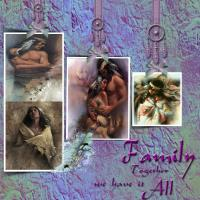 FAMILY - AMERICAN INDIAN 2018
