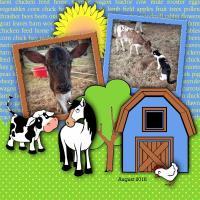 At the Farm 1