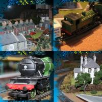 THE BOY'S MODLE RAILWAY 002