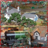 THE BOY'S MODLE RAILWAY 003
