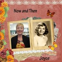 Joyce now and then 2018