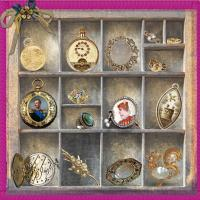ANTIQUE TRINKETS THEME